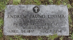 Andrew Tauno Luoma