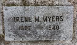 Irene M. Myers