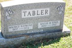 Maggie M. <I>Riner</I> Tabler