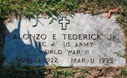 Alonzo E. Tederick, Jr.