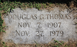 Douglas Graham Thomas