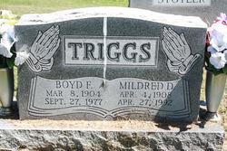 Boyd Franklin Triggs