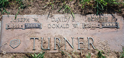 Donald Wayne Turner