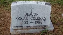 Deacon Oscar Coleman