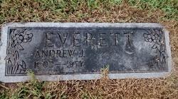 Andrew J Everett