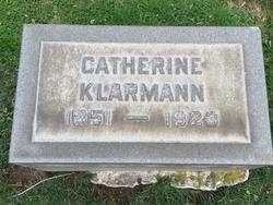 Catherine Klarmann