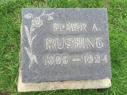 Elmer A.  Rushing