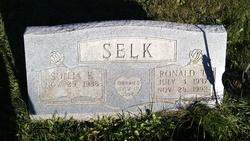 Ronald T Selk