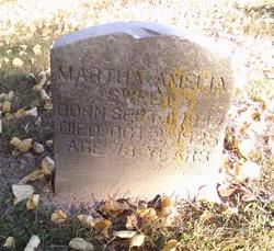 Martha Amelia Sweet