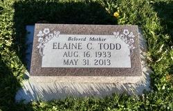Elaine C Todd
