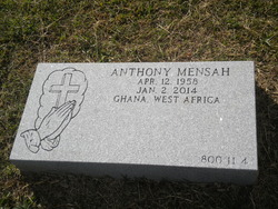 Anthony Mensah