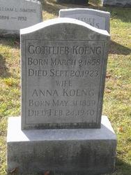 Gottlieb Koeng