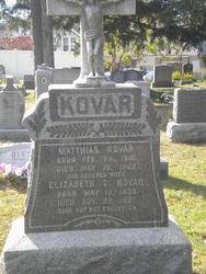 Elizabeth G Kovar