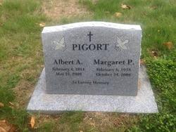 Margaret P. <I>Long</I> Pigort