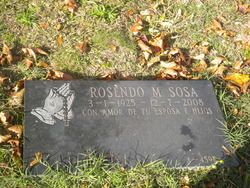 Rosendo Sosa
