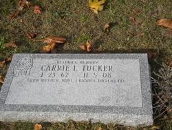 Carrie L Tucker