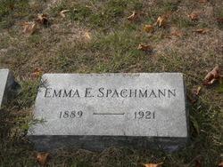 Emma E Spachmann