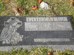 Danilo Jose Gonzalez