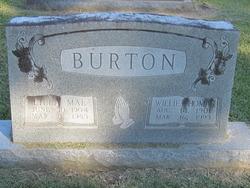 Willie Thomas Burton