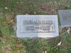 Thomas H Elder