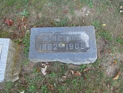 M Nettie