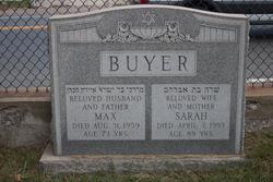 Sarah Buyer