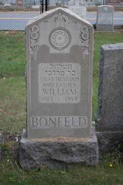 William Bonfeld