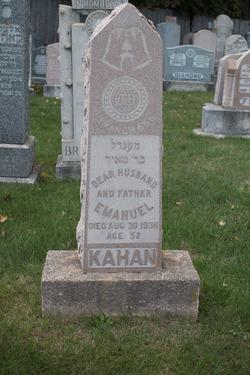 Emanuel Kahan