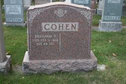 Abraham Cohen