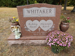 Ashley Hope Whitaker
