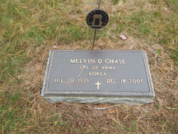 Melvin D. Chase