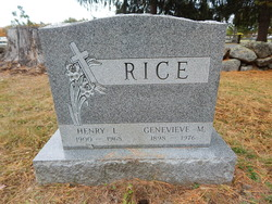 Henry L. Rice