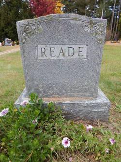 Alice I. <I>Gunn</I> Reade