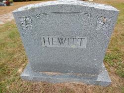 Anne Marie Hewitt