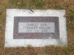 Shirley Ann Stringer-Heller