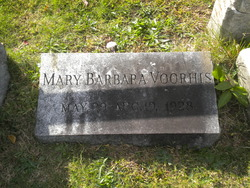 Mary Barbara Voorhis