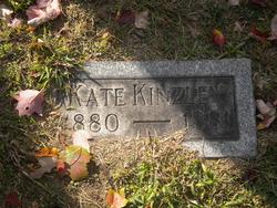 Kate Kinzley