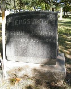 Augusta Bergstrom