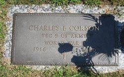 Charles B Corson