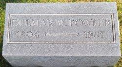 Delmar Winston Fowler