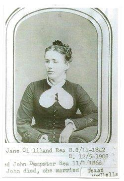 Mary Jane <I>Gilliland</I> McLallin