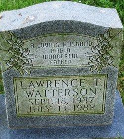 Lawrence T Watterson
