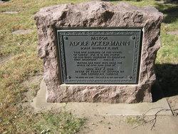 Adolph J Ackerman