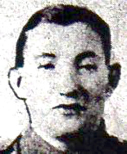 Rifleman Alexander McClean