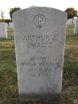 Arthur E Smaltz
