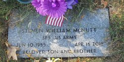 Steven William McNutt