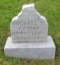 Michael W Gaspar