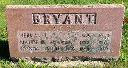 Mattie P Bryant