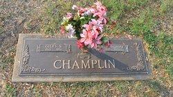 Addie Mae <I>Strong</I> Champlin
