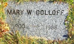 Mary W Dolloff